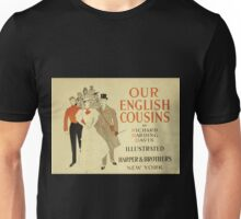 Artist Posters Our English cousins by Richard Harding Davis illustrated EP 0302 Unisex T-Shirt
