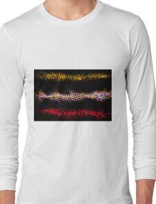 Hippie explosion Long Sleeve T-Shirt