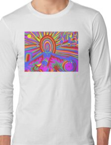 illumination Metamorphosis  Long Sleeve T-Shirt