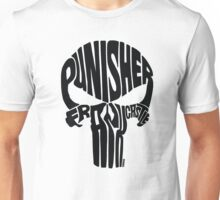 Punisher (black) Unisex T-Shirt