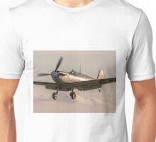 Sunset Spitfire landing Unisex T-Shirt