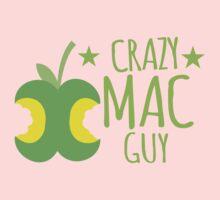 Crazy Mac guy Baby Tee