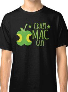 Crazy Mac guy Classic T-Shirt