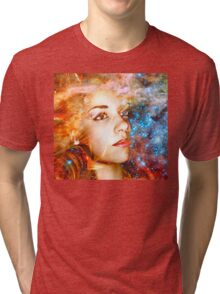 Journey to the Stars Tri-blend T-Shirt