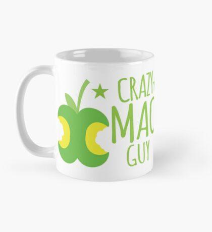 Crazy Mac guy Mug