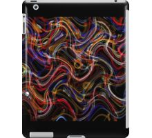 Smoky colors iPad Case/Skin