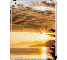 Chuckanut Sunset iPad Case/Skin