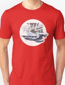 Cartoon Fighter Unisex T-Shirt