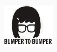 BUMPER TO BUMPER Tina One Piece - Short Sleeve