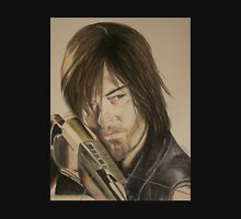 Daryl Dixon TWD in Derwent pencils Hoodie
