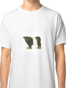 Galloway Belted Cow Classic T-Shirt