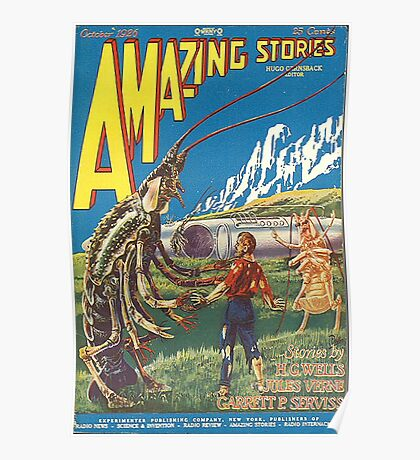 Amazing stories 2 Poster