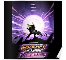 Ratchet And Clank Nexus Poster