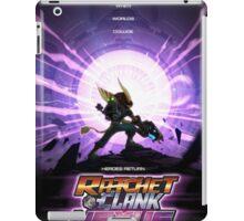 Ratchet And Clank Nexus iPad Case/Skin