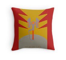 Ratchet And Clank 2 Throw Pillow