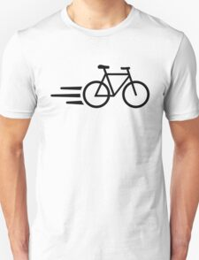 Fast bicycle Unisex T-Shirt