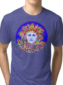 Mushroom Dream Tri-blend T-Shirt