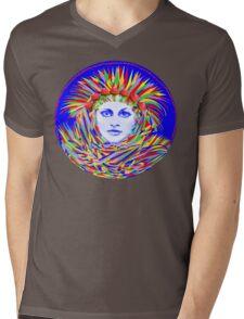 Mushroom Dream Mens V-Neck T-Shirt