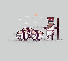 Susheep by Randyotter