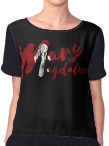 Mary Magdalene Chiffon Top
