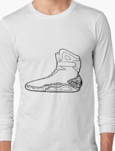 Back to the future shoe Long Sleeve T-Shirt