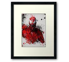Carnage Framed Print