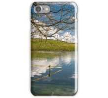 Soulseat Loch Reflections Photograph Dumfries and Galloway iPhone Case/Skin