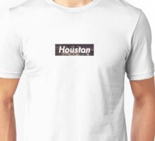 Houston Box Logo Unisex T-Shirt