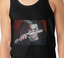 Sweeney Todd - Johnny Depp Tank Top