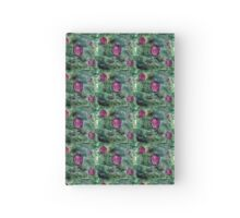 Water Color Flowers Hardcover Journal