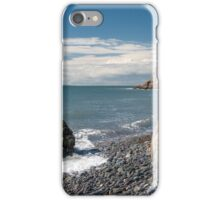 Saint Ninian's Cave near Whithorn Photograph Dumfries and Galloway iPhone Case/Skin