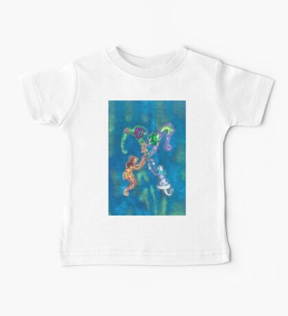 The Spirits of the Four Seasons Baby Tee