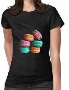 macaron Womens Fitted T-Shirt