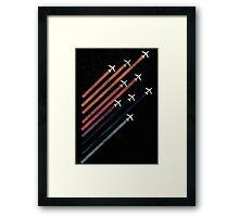 plane Framed Print