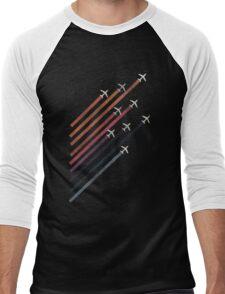 plane Men's Baseball ¾ T-Shirt