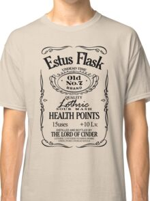 Estus Label - Black Classic T-Shirt