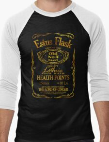 Estus Label - Golden Men's Baseball ¾ T-Shirt