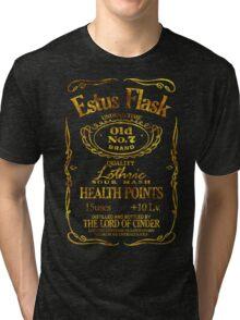 Estus Label - Golden Tri-blend T-Shirt