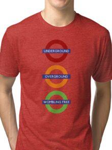 Wombling Free Tri-blend T-Shirt