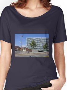 Commercial Architecture, Copenhagen, Denmark Women's Relaxed Fit T-Shirt