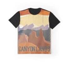 CanyonLands National Park Graphic T-Shirt