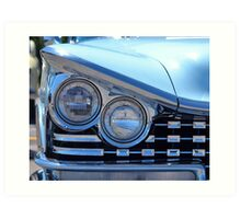 1959 Buick Invicta Art Print