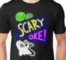 Scary Oke Unisex T-Shirt