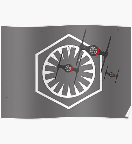 TFA TIE RED Poster