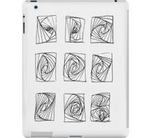 Sound dimensions iPad Case/Skin