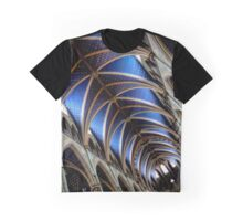 Twinkle Blue Graphic T-Shirt