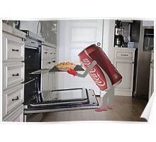 Baking soda Poster