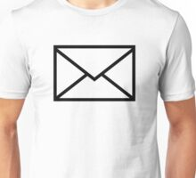 Mail envelope Unisex T-Shirt