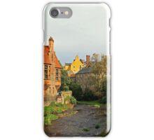 Dean Village Edinburgh iPhone Case/Skin