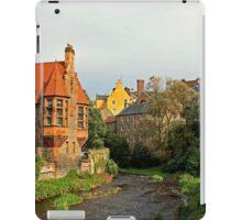 Dean Village Edinburgh iPad Case/Skin